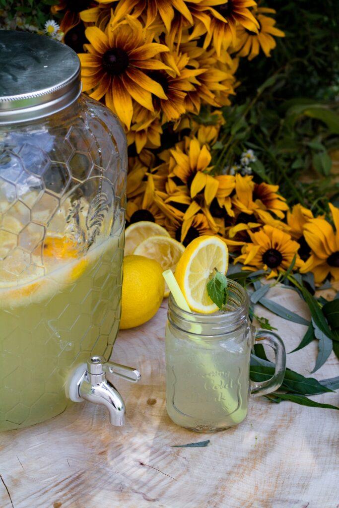 Lemoniada cytrynowa domowa przepis