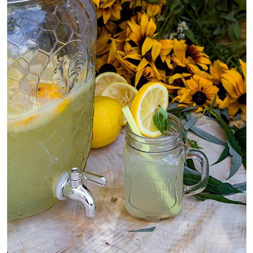 Lemoniada cytrynowa domowa
